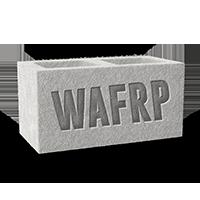 WAFRP logo.