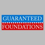 Guaranteed Foundations logo.