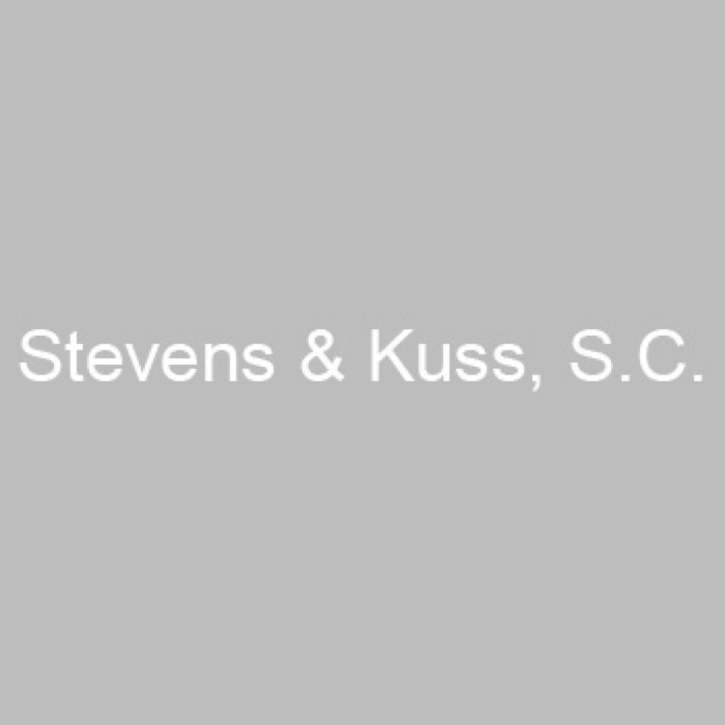 Stevens & Kuss, S.C. logo.