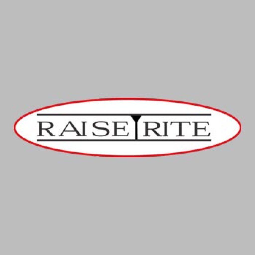 Raise Rite logo.