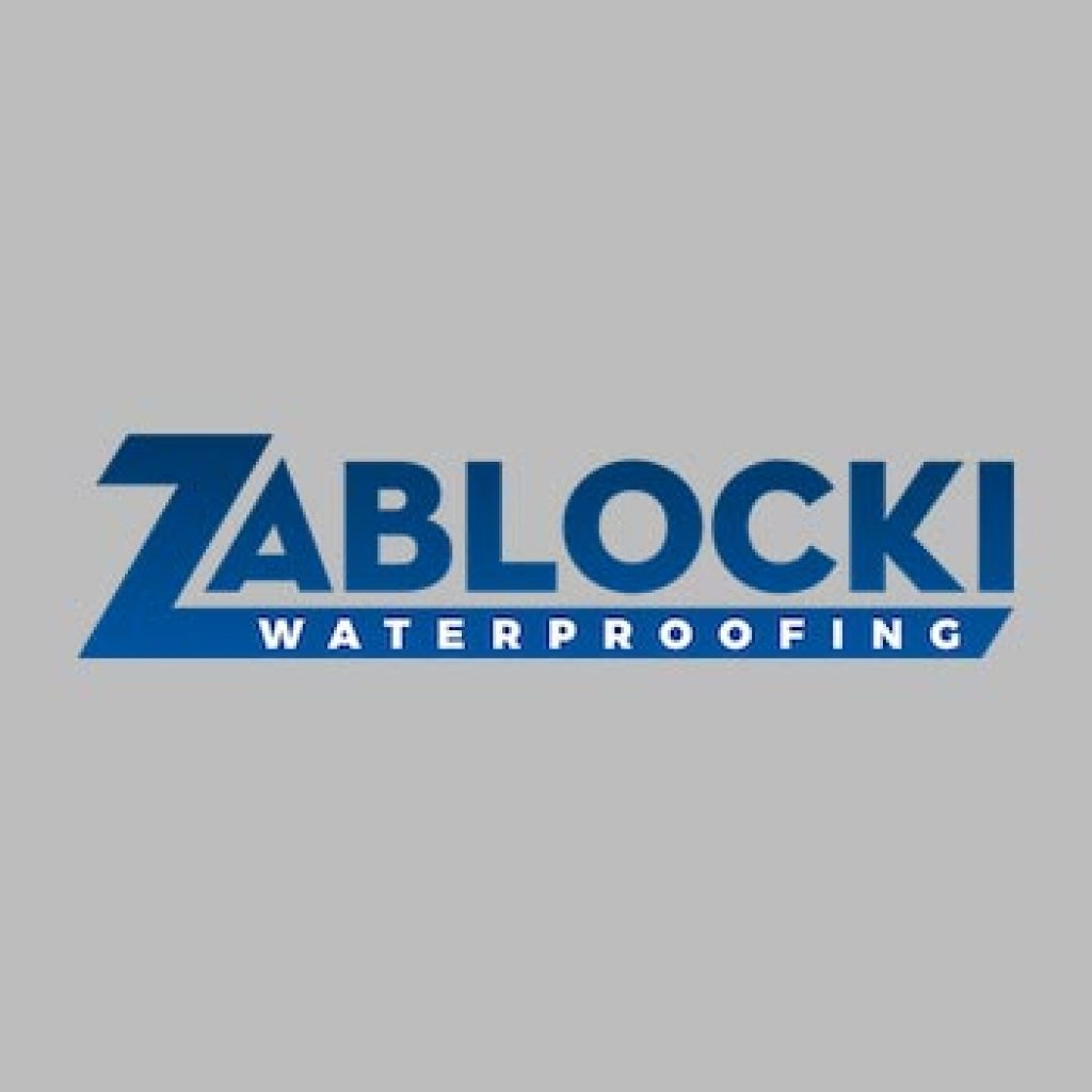 Zablocki Waterproofing logo.